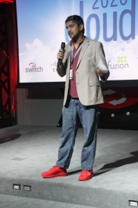 krish red shoes