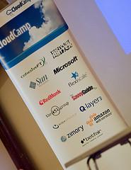 CloudCamp London - The Sponsors