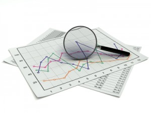 graph magnifying glass
