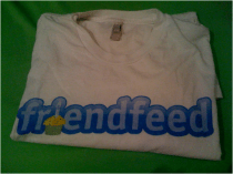FriendFeed folds it up