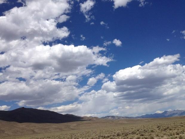 A view from the Ground.  Matt Beechinor takes chase (photo Matt Beechinor)