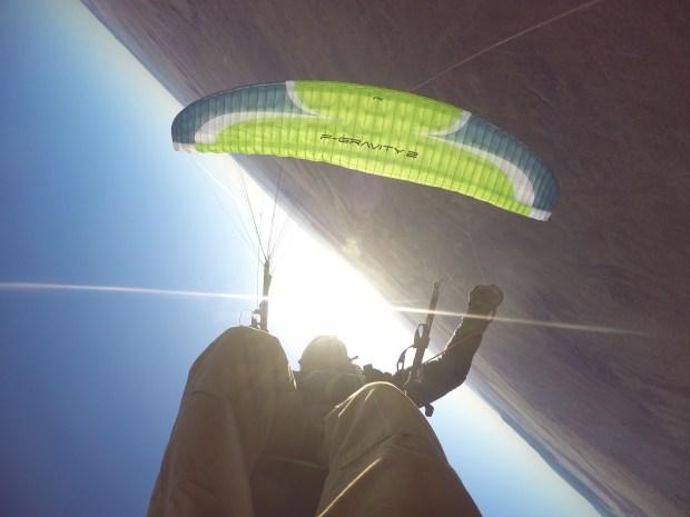 Upside down fun- until it isn't