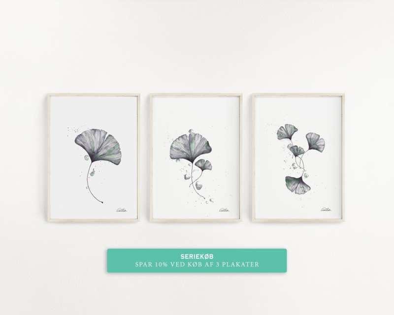 plakater akvarelmaling håndmalet