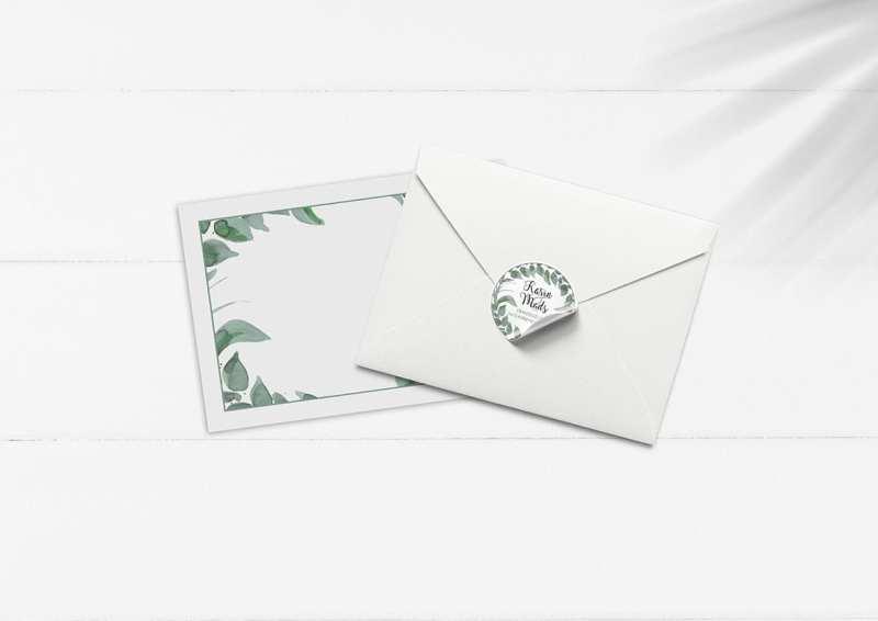 konvolut til invitation
