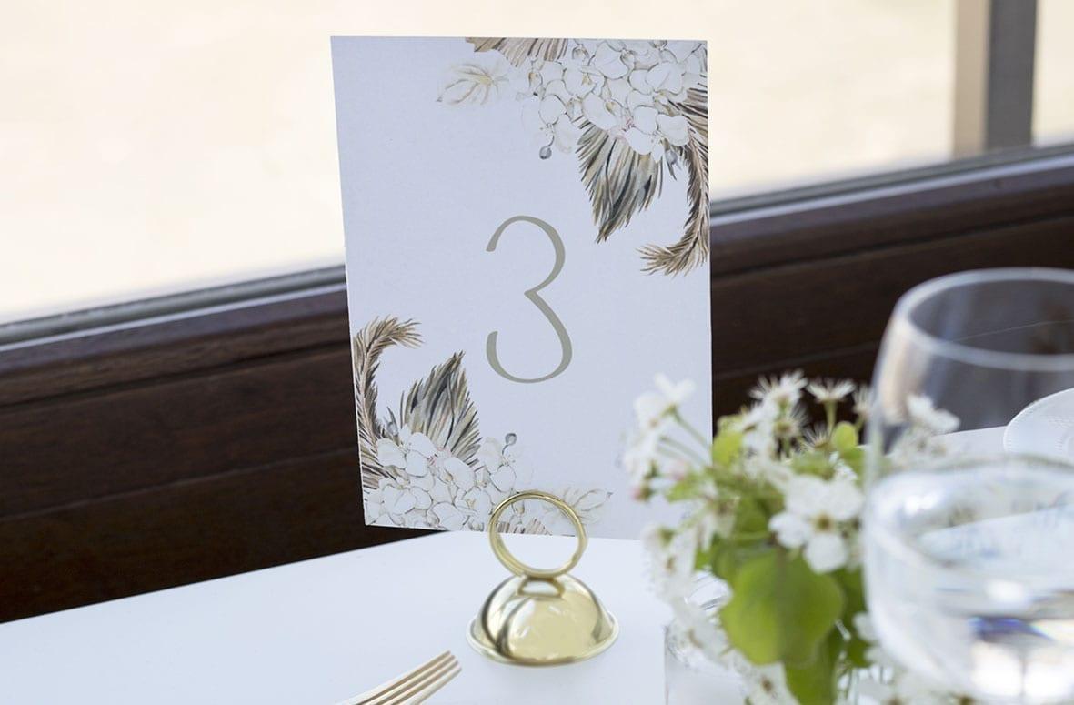 bordnummer, botanical rhapsody, fest, pynt opdækning, bordopdækning