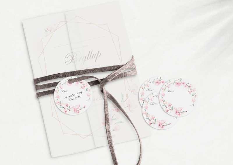 Cherry Blossom, manillamærke, bryllup