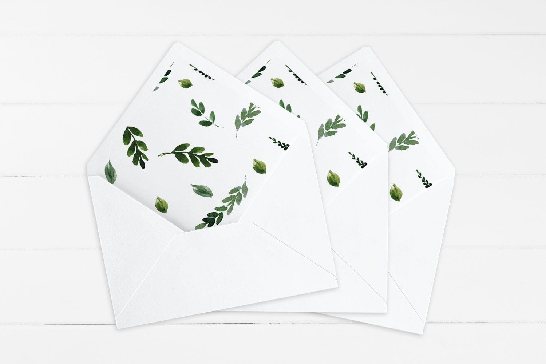 Fallen Grace, kuvertindlæg, bryllup