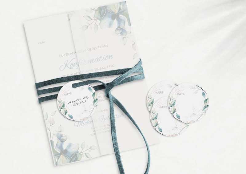 Hydran Love, konfirmation, manillamærke