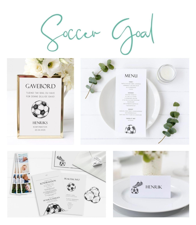 Soccer goal serie - Se hele udvalget