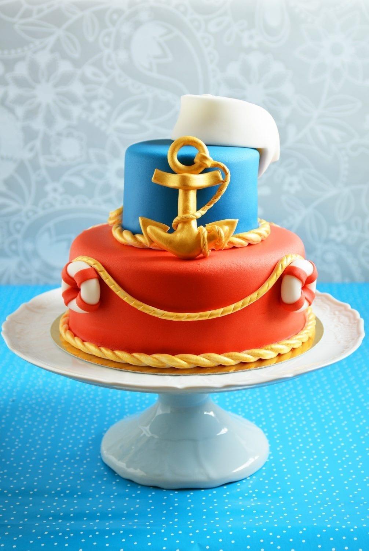 barnedåbs kage, tema