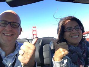 Dreamforce 16 - Cruzando el Golden Gate