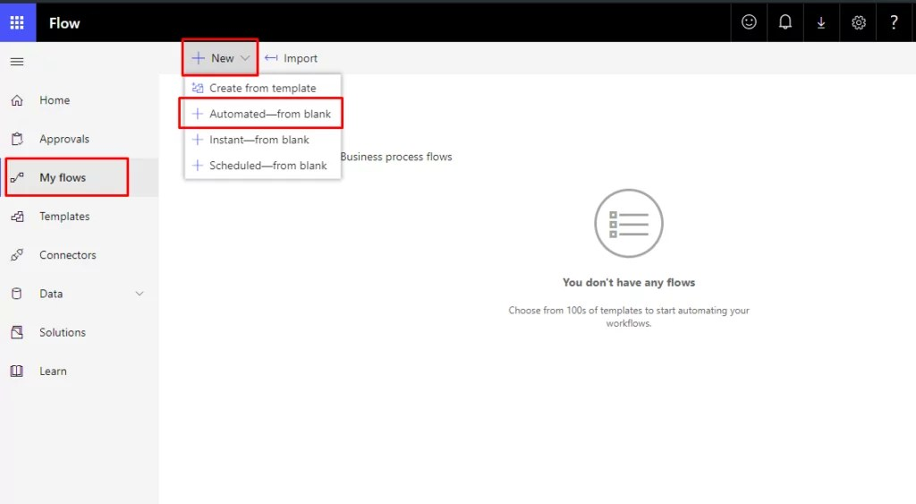 Create SharePoint Folder using POST request in MS Flows