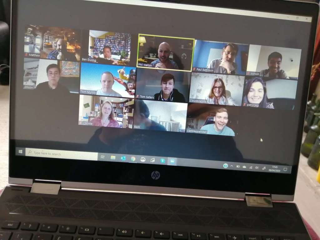 North England Salesforce User Group Virtual Event
