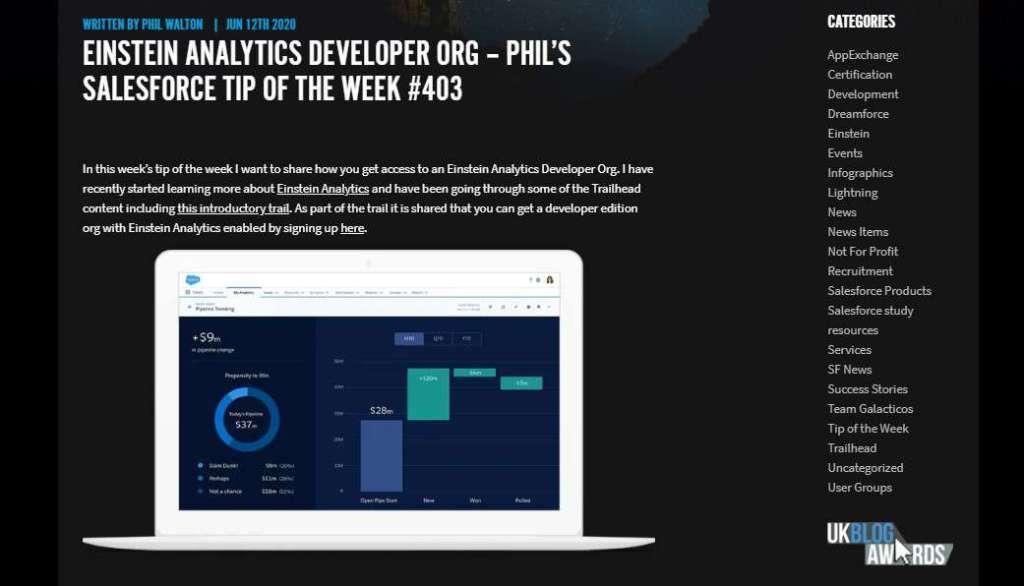 Tip of the Week 403 Screen Grab