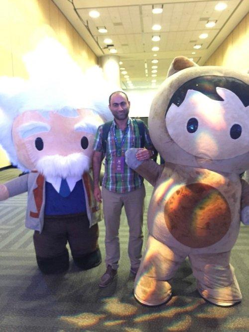 Ali Najefi, Salesforce CTA