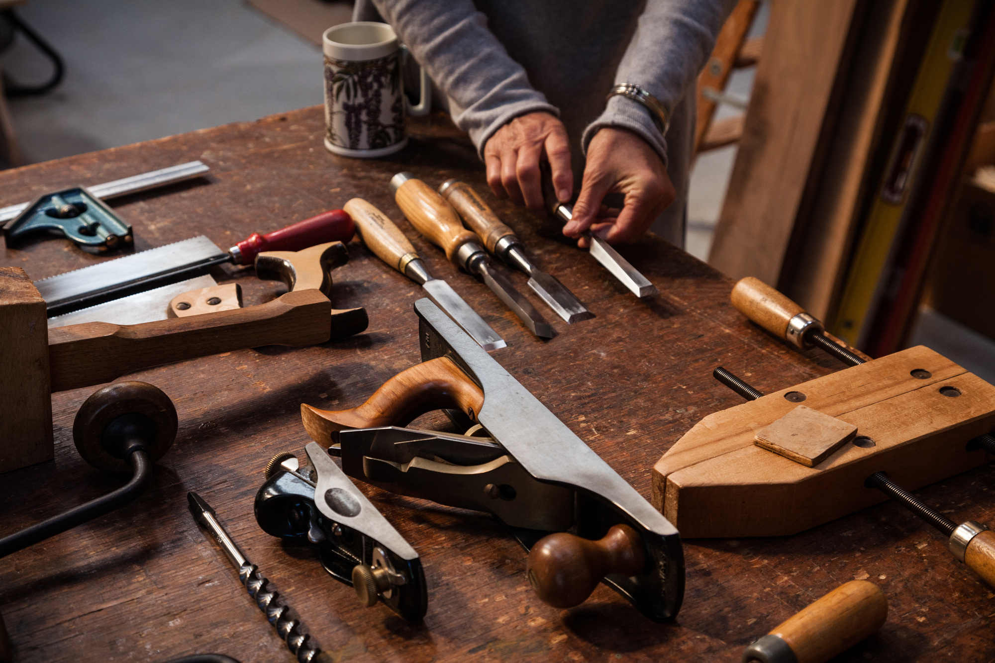 Basic Woodworking Tools You Need For Your Home DIY
