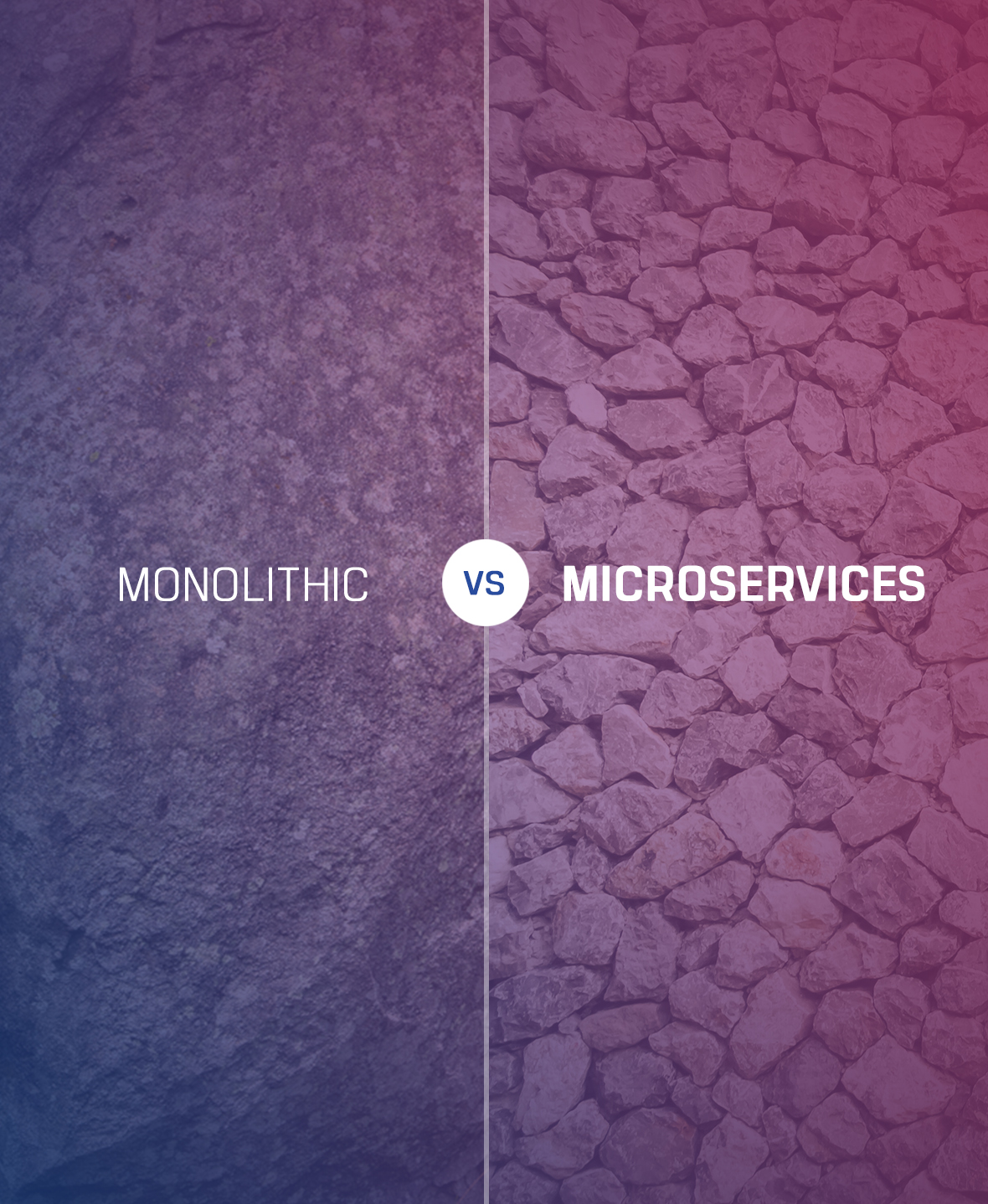Monolithic vs Microservices