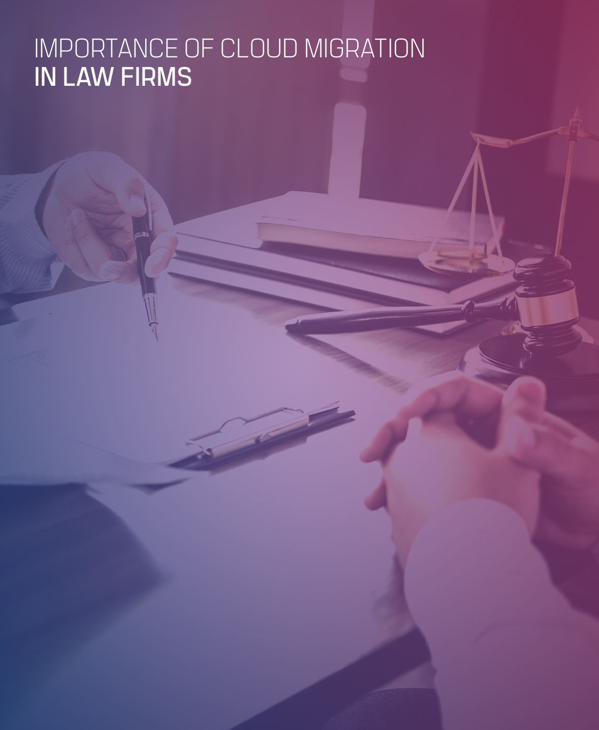 Cloud Migration in Law firm