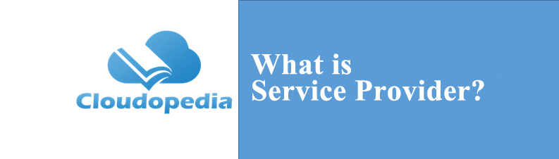 Definition of Service Provider