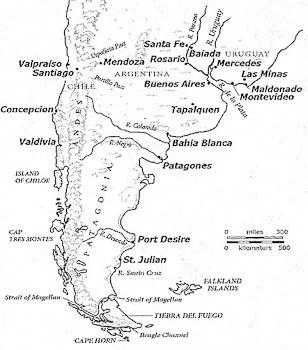 IN DARWIN'S FOOTSTEPS (PART 1): PATAGONIA'S WILD ATLANTIC