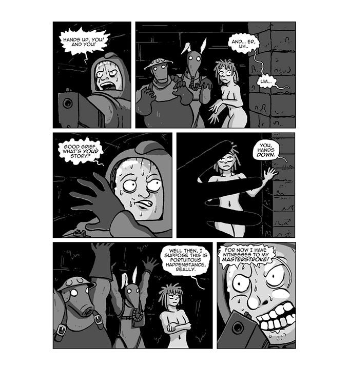 Drainers – Cloudscape Comics