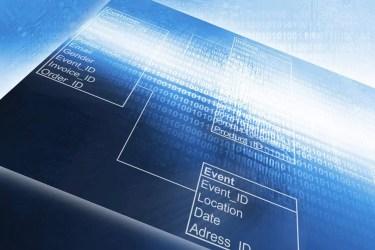 database code
