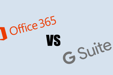 Office 365 vs G suite