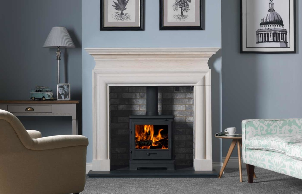 Penman Bassington Stove Eco Ready Defra Approved