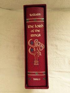 LotR (Leather Spine)