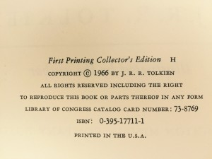 Copyright 1st Edition