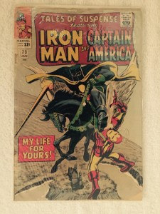 Tales of Suspense-My Life for Yours
