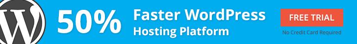 Faster WordPress Hosting