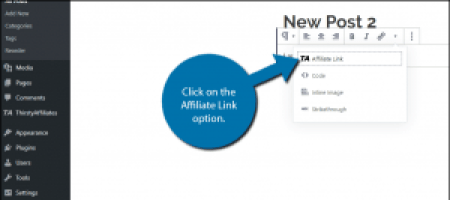 Link Cloaking3 300x134 - Affiliate Link Cloaking – Two Efficient Ways to Cloak Links on Your WordPress Site