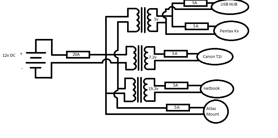 12v fuse panel wiring diagram