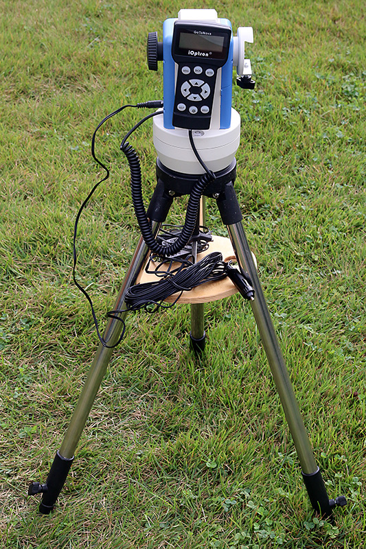Ioptron Cube G Mount w/GPS and Accessories - CN Classifieds - Cloudy Nights
