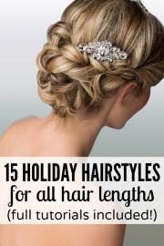 holiday hairstyles hair