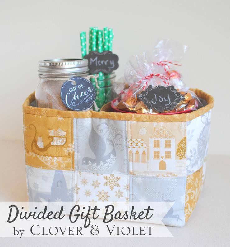 Divided-Basket-Label