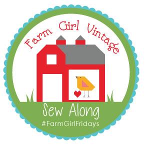 Farm Girl Vintage Sew Along: Furrows Block