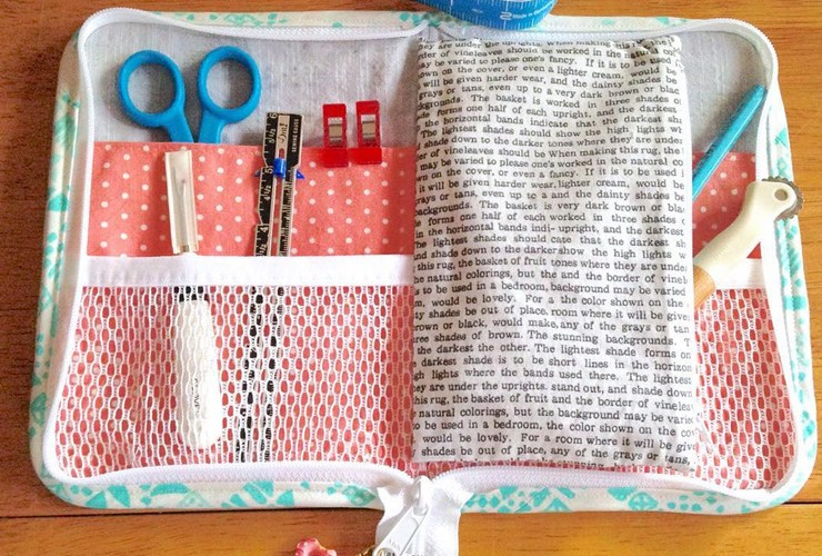 Flora Supply Case Sew Along :: Other Uses