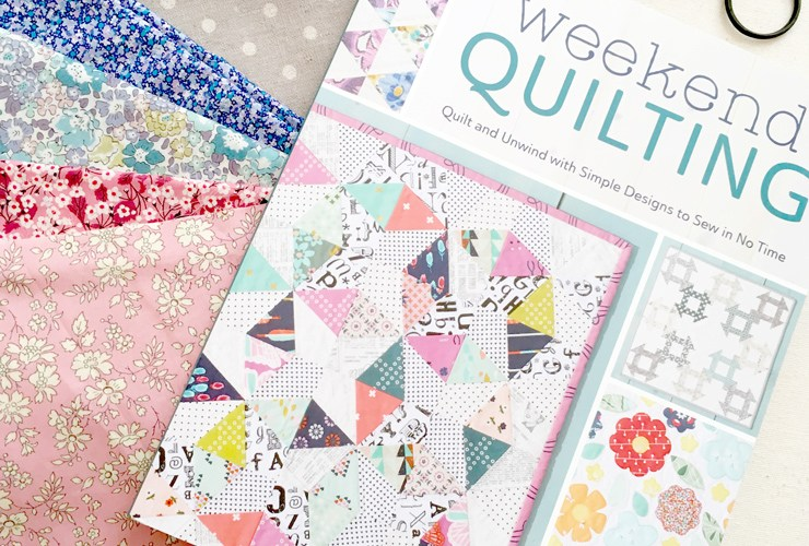 Hopscotch Mini :: Weekend Quilting Showcase