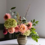 5 Easy Flower Arrangement Ideas With Dahlias Cloverhome