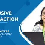 Exclusive Interaction – Lakshmi Mittra, VP & Head, Clover Academy
