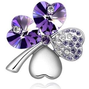 silver-purple
