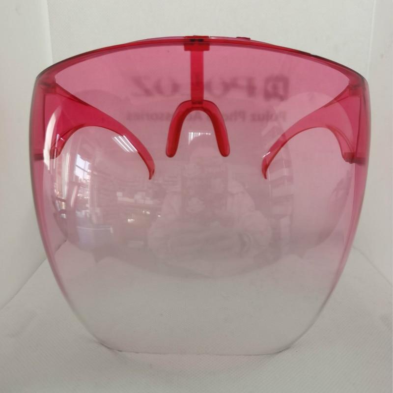 Men's Women's Faceshield Protective Glasses Goggles CLOVER JEWELLERY