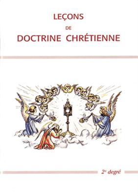 Leçons de doctrine chrétienne (2e degré)