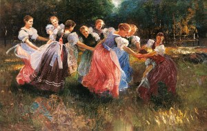 The Hungarian Rite of Spring