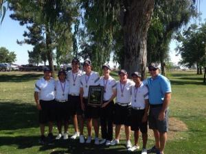 Contributed photo The golf team from Clovis North swept TRAC, North Area and the D-1 Valley championships this season behind a strong, balanced team.