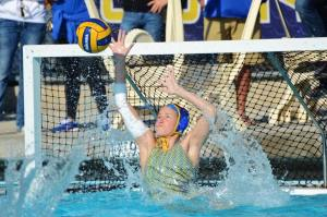 Photo by Nick Baker Clovis senior Cassidy Crouch, a standout water polo, basketball and badminton player, won the B'nai B'rith award, given to a student/athlete athletic ability, scholastic ability and community activities. She is attending UC Davis in the fall.