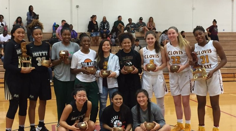 Clovis West Girls Prove They Belong With Nation S Elite
