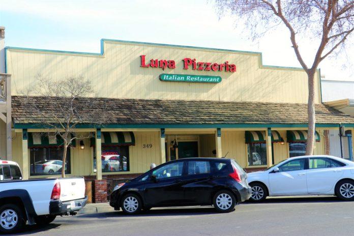Food Review Luna Pizzeria Italian Restaurant Clovis Roundup